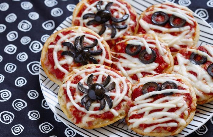 Pizza momificada