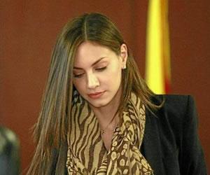 Juez absuelve a Valerie Domínguez y la declara inocente