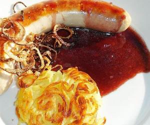 Gastronomía Suiza exclusivamente en Divino Swiss House