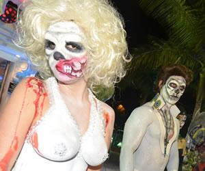 Conoce lo nuevo en maquillaje para Halloween