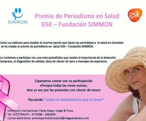 Primer Premio de Periodismo en Salud GSK