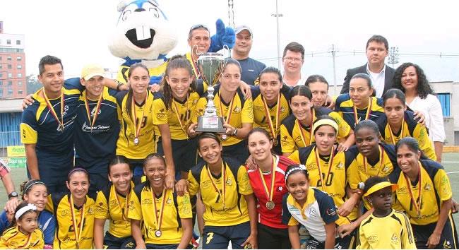 En Bogotá se define el cupo para la Libertadores Femenina