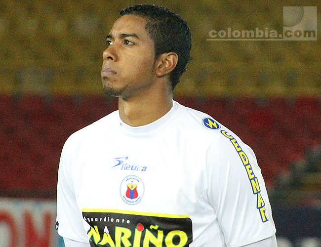 José Cuadrado salvó al Pasto contra Nacional en la ida