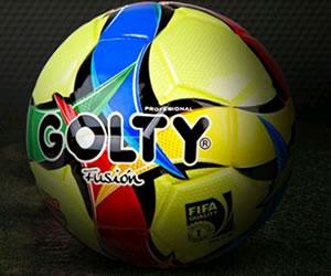Fue presentado el nuevo balón del fútbol colombiano