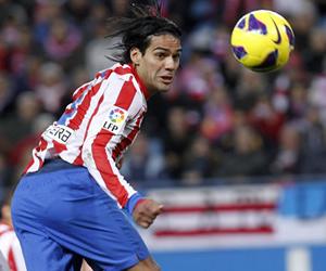 El Atlético, con Falcao y el plantel completo, recibe al Getafe