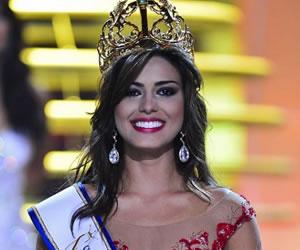 Conozca a Lucia Aldana, la nueva señorita Colombia