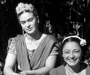 55 fotos inéditas de Frida Kahlo y Diego Rivera