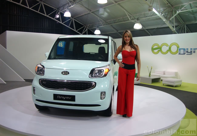 Kia presente en el Salón Internacional del Automóvil