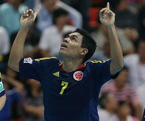 Brasil deja sin final a Colombia en Tailandia