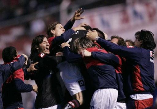 San Lorenzo se aleja de la zona del descenso e Independiente se hunde en ella