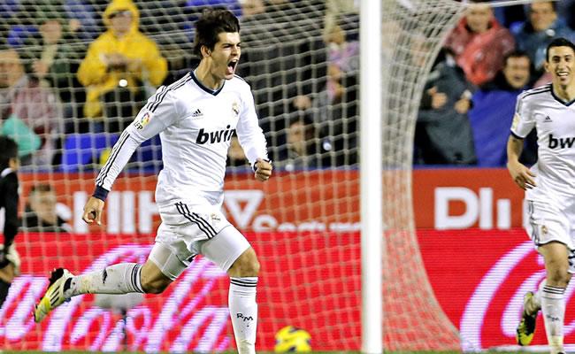 Álvaro Morata afirma que en su vida se le olvidará la ovación de hoy