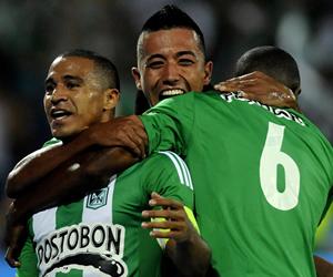 Atlético Nacional con una firme victoria sobre La Equidad