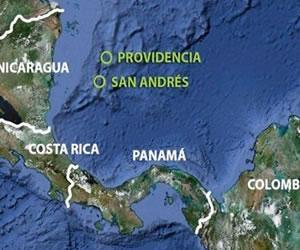 Cronología de la disputa territorial entre Colombia y Nicaragua