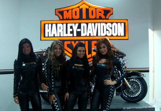 Las motocicletas en el Salón también dan de qué hablar