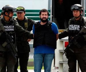 Alias 'El Loco Barrera' ya se encuentra en la cárcel de Ibague
