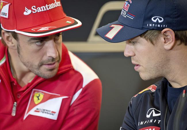 Habría lluvia el domingo en Interlagos para definir la F1
