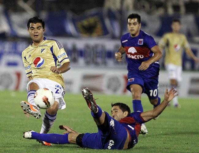 Tigre y Millonarios abren la semifinal con empate