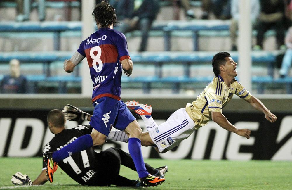Tigre y Millonarios, sin goles pero con emociones