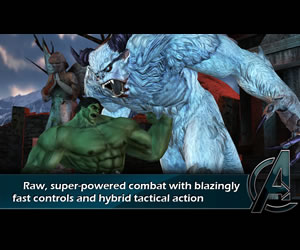 Juego Avengers Initiative disponible para Android