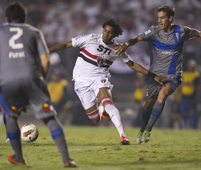 Sao Paulo se clasifica a la final y espera por Millonarios o Tigre