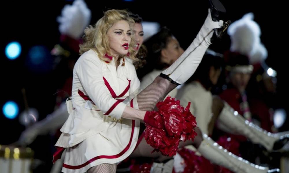 Así se vivió el concierto de Madonna en Medellín