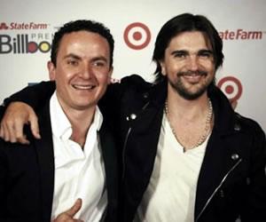Juanes y Fonseca compiten por el Grammy