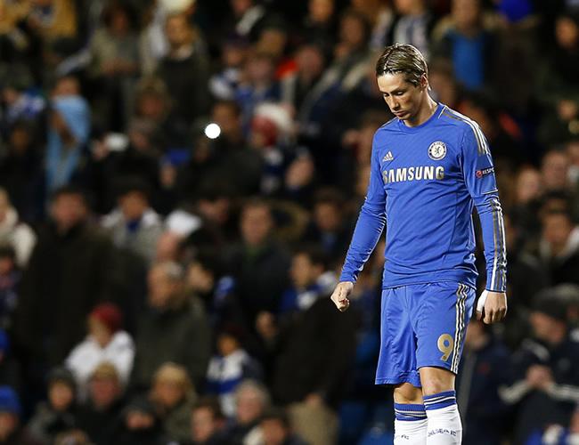 Chelsea golea pero se despide de la Liga de Campeones