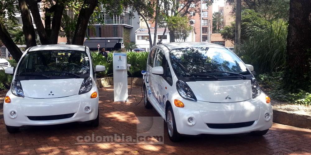 Comienzan a rodar los primeros vehículos eléctricos en Colombia