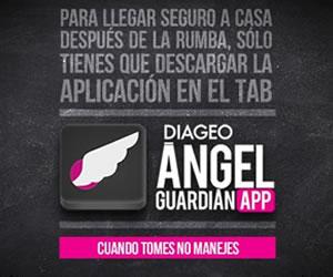 Ángel Guardián, una aplicación que te protege