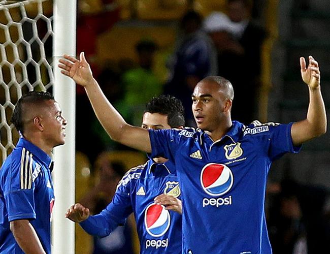 Lewis Ochoa, único colombiano en el equipo ideal de la Sudamericana