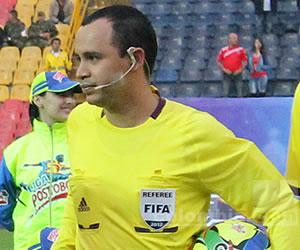Luis Sánchez impartirá justicia en la final del domingo