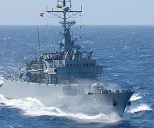 Van ocho los fallecidos en un naufragio en el Pacífico