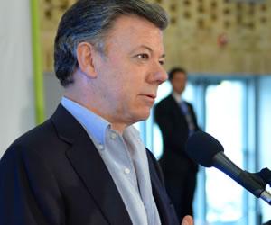 Santos tilda de 'irracional' ausencia de Fedegan en foro de ONU