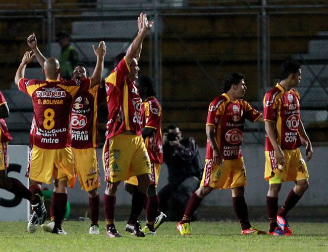 Deportes Tolima ya se refuerza para 2013
