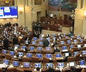 Congreso aprobó conciliación de Reforma Tributaria