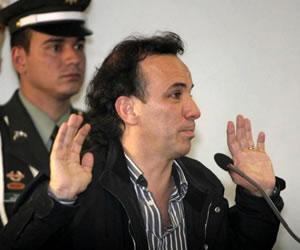 Álvaro Dávila será recluido en la cárcel Modelo