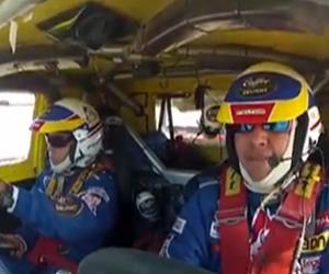 Colombia se alista para el Rally Dakar 2013