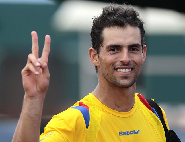 Santiago Giraldo jugará en el ATP Viña del Mar