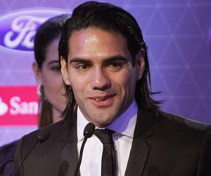 Falcao recibirá el premio al mejor jugador del mundo