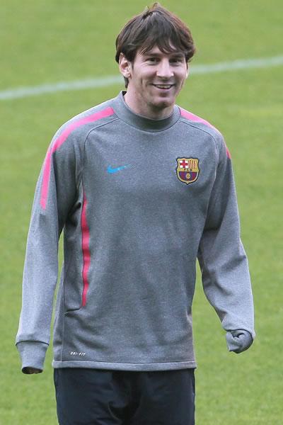 El Anzhi ruso desmiente la millonaria oferta a Messi