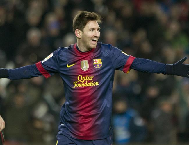 España y Messi entran en la historia del fútbol en 2012