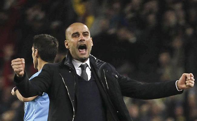 Los medios ingleses colocan a Guardiola en el United