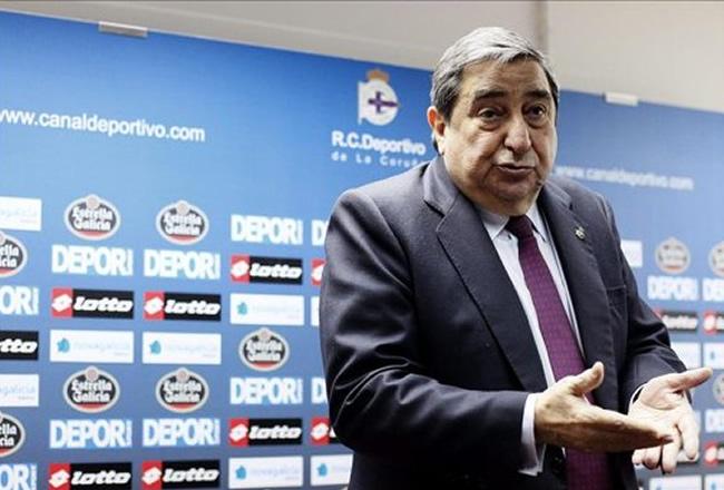 Domingos Paciencia es el sucesor de Oltra en Deportivo de La Coruña