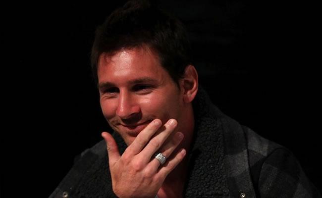 Messi elegido