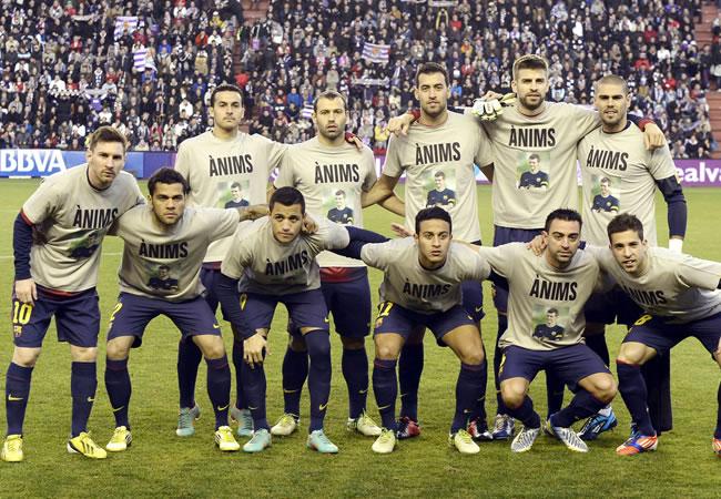 Barcelona, favorito de jugadores de la Bundesliga para la Liga de Campeones