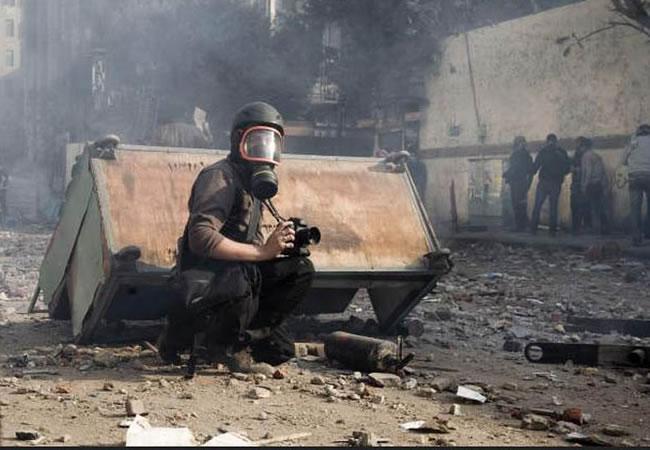 Un total de 141 periodistas murieron en 2012 mientras trabajaban