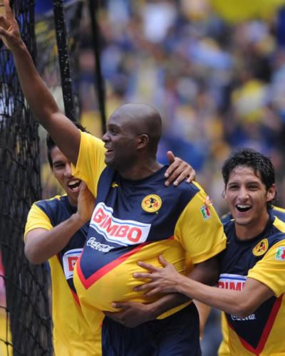 Aquivaldo Mosquera será capitán del América en el Clausura 2013