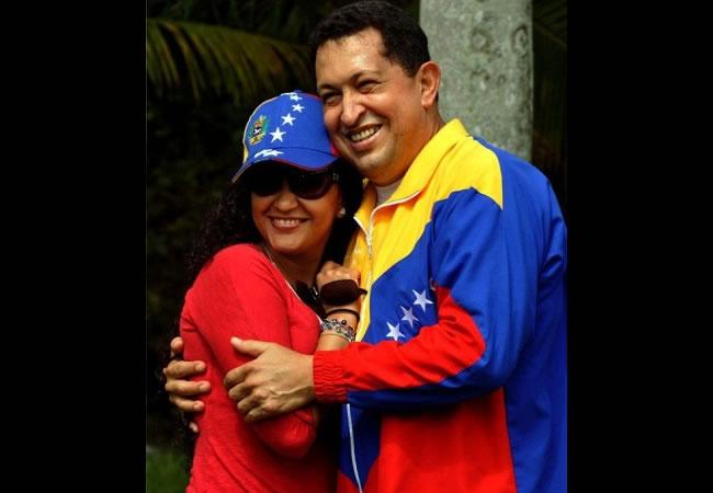 La hija mayor del presidente Hugo Chávez decidiría sobre su vida