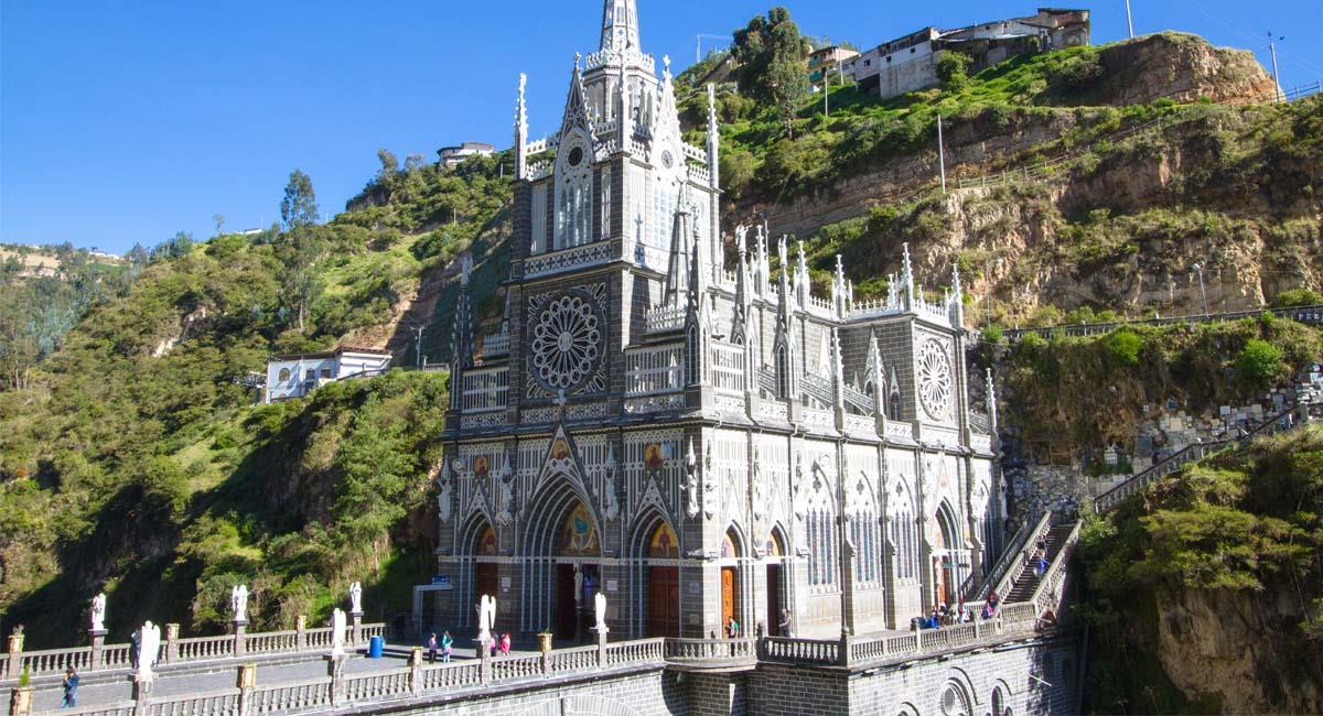 La fe y los milagros se representan en esta asombrosa edificación. Foto: Shutterstock