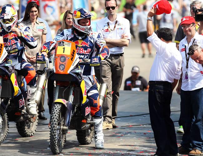 Comienza el Rally Dakar 2013 en Perú